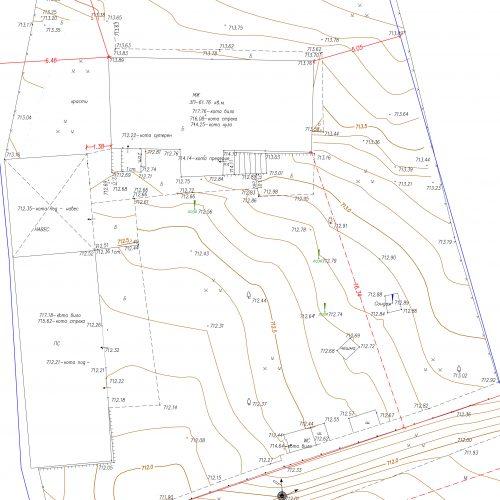 Геодезическа снимка за проектиране